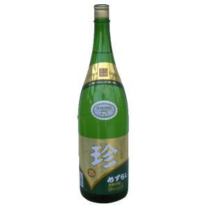 研醸 珍 人参焼酎 25度 1800ml(1) first19782012