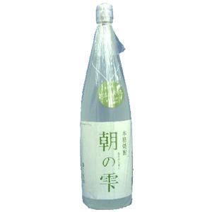 朝の雫 アロエ焼酎 23度 1800ml(2) first19782012