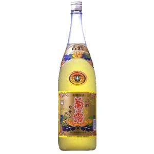 菊之露 3年古酒 サザンバレル 樫樽貯蔵 泡盛 25度 1800ml(2)