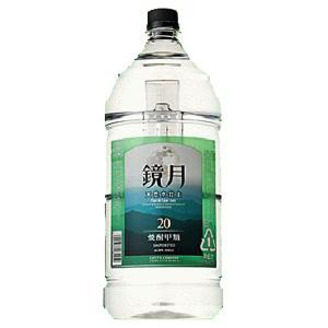鏡月 グリーン 20度 4000mlペットボトル(3)|first19782012