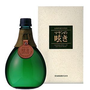 雲海 マヤンの呟き(つぶやき) そば焼酎 業務用 箱入 38度 720ml(2)