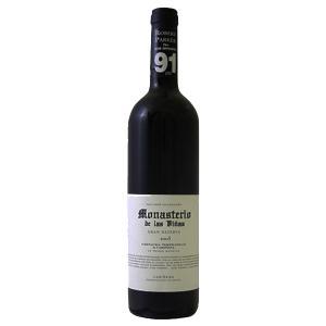 グランデ・ヴィノス・イ・ヴィネドス モナステリオ デ・ラス・ヴィニャス グラン レゼルバ 赤 2010 750ml(1-V516)(飲み頃ワイン)|first19782012