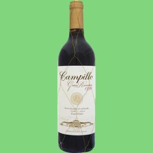 ボデガス・カンピーロ グラン レゼルバ 赤 2005 750ml(1-2663)(金賞受賞)(飲み頃ワイン)|first19782012