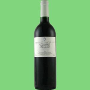 【オーガニックワイン・有機栽培ワイン】シャトー ラ・カリス 有機農法 オーガニック 赤 2011 750ml(1-V2213)|first19782012