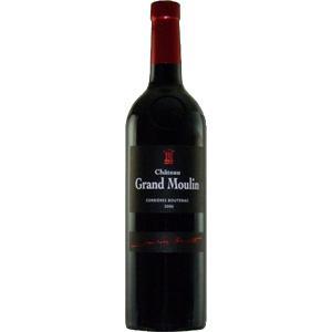 シャトー グラン・ムーラン コルビエール ブテナック ルージュ 赤 2008 750ml(1-V2299)(飲み頃ワイン)|first19782012