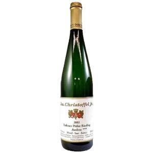 メンヒフォフ&ジョセフ・クリストフェル エルデナー プレラート アウスレーゼ 白 甘口 2002 750ml(1-V2309)(飲み頃ワイン)|first19782012