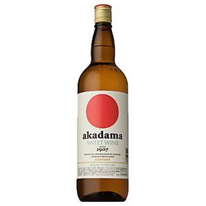 サントリーが昔から販売している超ベストセラー商品。 日本を代表する甘味ワイン「赤玉」のホワイトタイプ...