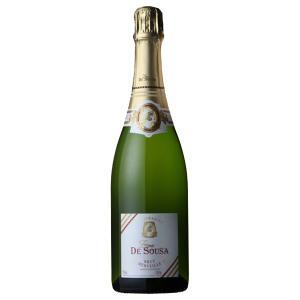 ゾエミ・ド・スーザ ブリュット・メルヴェイユ 泡白 750ml(正規輸入品)(10-1770)(オーガニックワイン・有機栽培ワイン)|first19782012