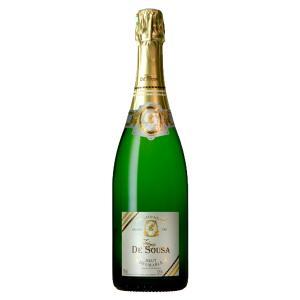 ゾエミ・ド・スーザ ブリュット・デジラブル グラン・クリュ ブラン・ド・ブラン 特級 泡白 750ml(10-1773)(オーガニックワイン・有機栽培ワイン)|first19782012