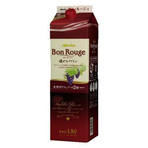 メルシャン ボン・ルージュ 赤 ポリフェノール2.5倍 ボックス 1800ml紙パック(1) first19782012