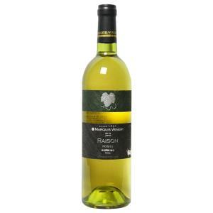 「日本ワインコンクール受賞」 まるき葡萄酒 レゾン 甲州 白 750ml(1-W516)|first19782012