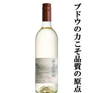 中央葡萄酒 グレイス 茅ヶ岳 白 辛口 2017 750ml(1-W489)|first19782012