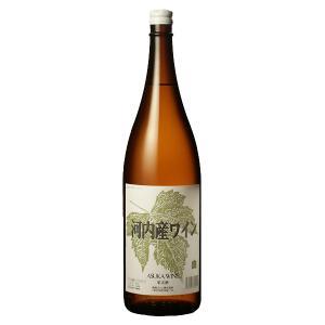 飛鳥ワイン 河内産ワイン 白 1800ml(1)|first19782012