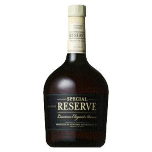 サントリーリザーブ(suntory reserve)は、1969年の発売以来、洗練された高品質ウイス...