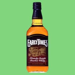 アーリータイムズ(earlytimes)の歴史と伝統の上に洗練された感覚を生かして生まれたバーボン。...