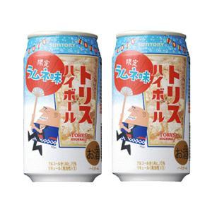 サントリー トリスハイボール ラムネ味 5% 350ml缶(1ケース/24本入り)(3)|first19782012