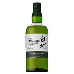 【超限定、激レア2010年】 「白州」の味わいを構成するさまざまな原酒の中から、スモーキータイプの原...