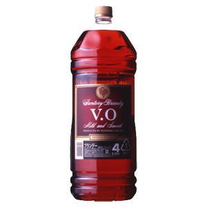 サントリー ブランデー VO 37度 4000mlペットボトル(3)|first19782012