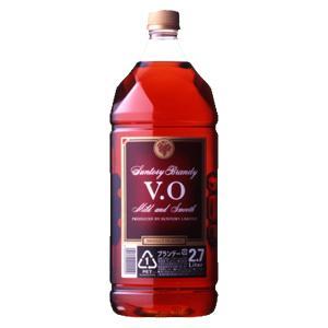サントリー ブランデー VO 37度 2700mlペットボトル(3)|first19782012
