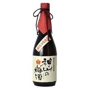 神山の梅酒 長期七年貯蔵 14度 720ml(3)|first19782012
