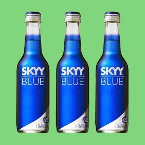 アサヒ スカイブルー 4% 275ml瓶(1ケース/24本入り)(3)    ○|first19782012