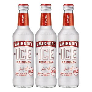 スミノフ アイス 275ml瓶(1ケース/24本入り)(1)○|first19782012