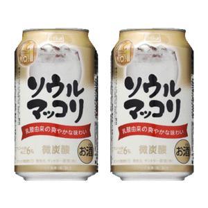 サントリー ソウルマッコリ 350ml缶(1ケース/24本入り)(3)|first19782012