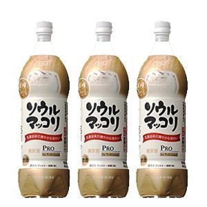 サントリー ソウルマッコリ 1000mlペットボトル(1ケース/12本入り)(3)|first19782012