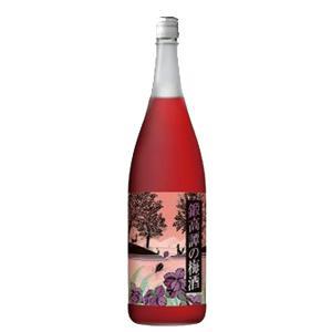 鍛高譚の梅酒 12度 1800ml(3)|first19782012