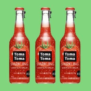 はじけるトマトのお酒 トマトマスパークリング 4% 275ml瓶(1ケース/24本入り)(3)|first19782012