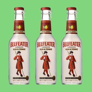 サントリー ビーフィーター ジントニック 4% 275ml瓶(1ケース/24本入り)(3)○|first19782012