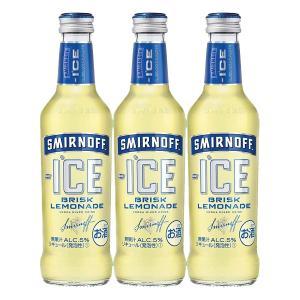 スミノフ アイス ブリスクレモネード 275ml瓶(1ケース/24本入り)(1)○|first19782012