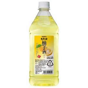 アサヒ 果実の酒 柚子酒 コンクタイプ 1800mlペット(3)|first19782012