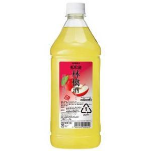 アサヒ 果実の酒 林檎酒 コンクタイプ 1800mlペット(3)|first19782012