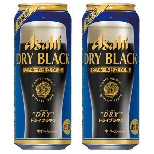 アサヒ スーパードライ ドライブラック黒 ビール 500ml(1ケース/24本入り)(3)○|first19782012