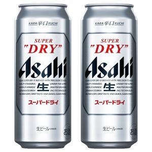 アサヒ スーパードライ ビール 500ml(1ケース/24本入り)(3)○|first19782012