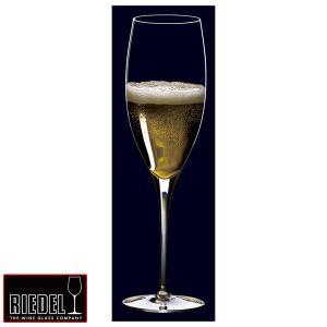 「メーカー直送・代引き不可」 リーデル ソムリエ ヴィンテージシャンパーニュ 4400/28 シャンパン用 (1脚入り)(30-508)(正規輸入品)|first19782012
