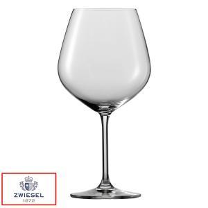 【メーカー直送・代引き不可】「割れにくいクリスタルグラス」 ツヴィーゼル ヴィーニャ ブルゴーニュ 732cc 赤ワイン用 (6脚入り)(30-1475)|first19782012