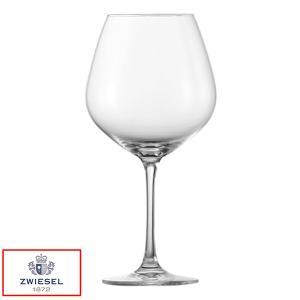 【メーカー直送・代引き不可】「割れにくいクリスタルグラス」 ツヴィーゼル ヴィーニャ ボージョレー 542cc 赤ワイン用 (6脚入り)(30-1576)|first19782012
