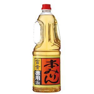 富貴 徳用 本みりん 1800mlペット(1) first19782012