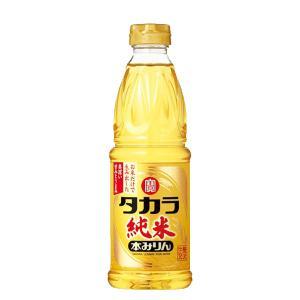 宝 本みりん 純米 600mlペット(1)|first19782012