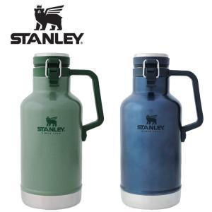 スタンレー 炭酸入れれます 1.9L 新ロゴ クラシック真空グロウラー 1.9L 水筒 ボトル ステ...