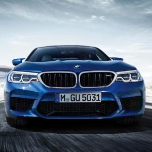 BMW 純正F90 M5キドニー・グリル左右セット  純正型番:51138063173(左) 純正型...