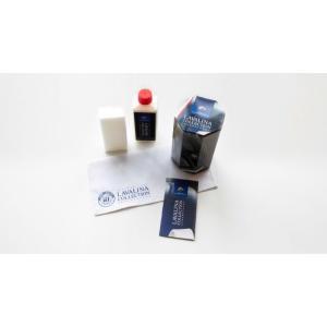 高品質のLAVALINAレザーに特化したケアローションは、柔軟性とレザーの保護を致します。 セットは...