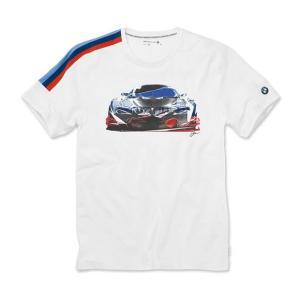 BMW純正スポーツコレクションTシャツ・モーション(メンズ) 素材:コットン96%、エステラン4% ...