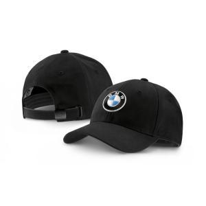 BMW 純正BMWロゴキャップCAP/帽子ブラック  カラー:ブラック  高品質の3Dロゴ刺繍と完璧...
