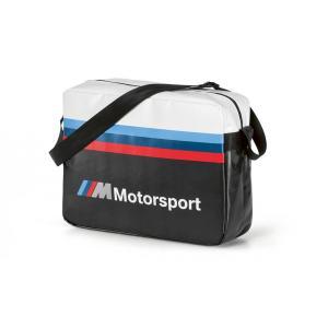 BMW Motorsportバッグ 2019-2021年モデル  バッグ正面にBMW M Motor...
