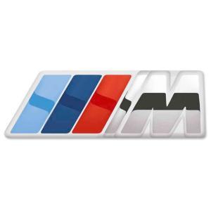 BMW純正 Mピンバッジ 幅約12mm 使い方はアイデア次第です。  純正型番:8028241091...