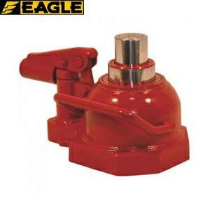 今野製作所(イーグル) ポータブル油圧ジャッキ ダルマー 超低床 2段伸びタイプ ED-100TST
