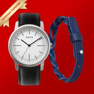 wena wrist leather クリスマスギフトセット(22mm)|firstflight